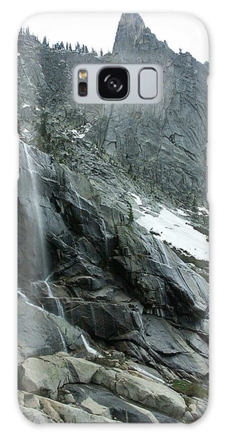 Tokopah Falls Trail Galaxy S8 Case featuring the photograph The Watchtower by Kyla Young Wulf