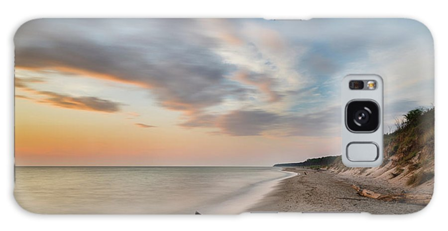 Baltic Sea Galaxy Case featuring the photograph The Weststrand (western Beach by Martin Zwick