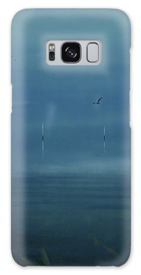 Surreal Galaxy S8 Case featuring the photograph The Winds Are All Asleep by Heath Yonaites