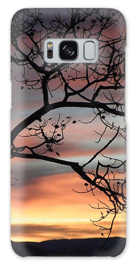 Sunrise Galaxy S8 Case featuring the photograph This Side Of The Night by Brian Boyle