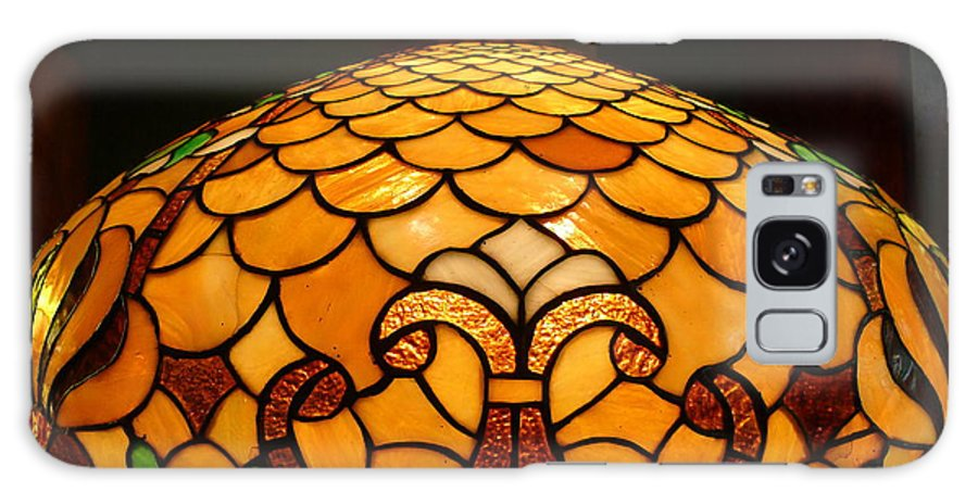 Tiffany Galaxy S8 Case featuring the photograph Tiffany Lamp by Denise Mazzocco