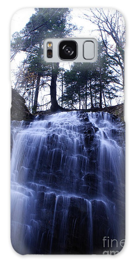 Landscape. Waterfalls Galaxy S8 Case featuring the photograph Tiffany's Falls 3 by John Turner