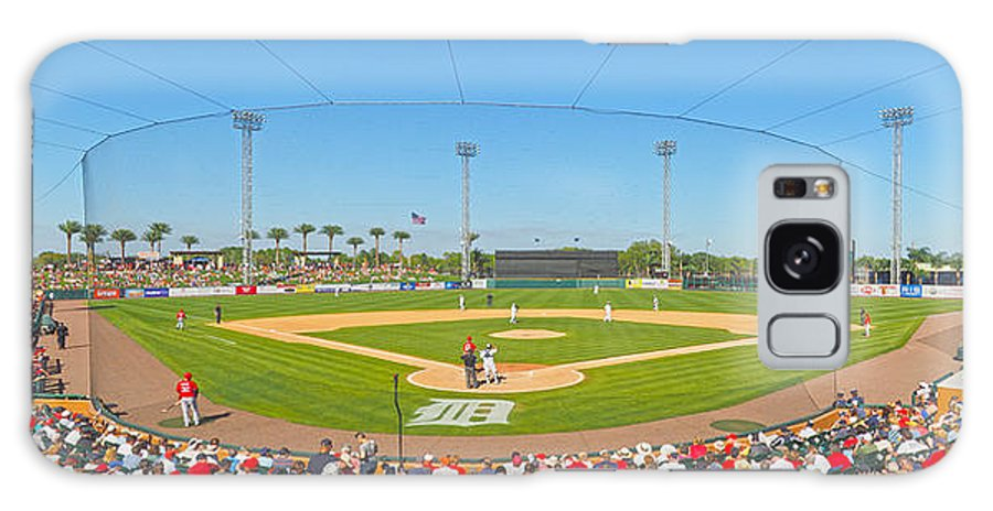 Detroit Tigers Galaxy S8 Case featuring the photograph Tigers Grapefruit League by C H Apperson