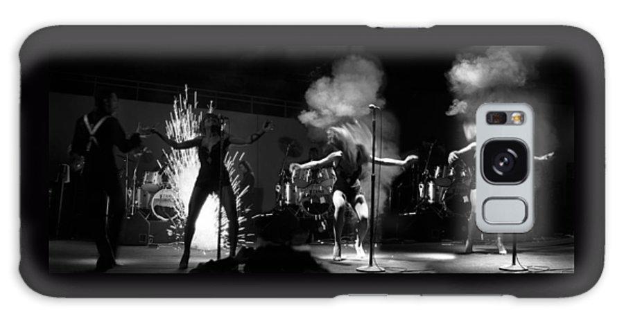 Photo Galaxy S8 Case featuring the photograph Tina Turner 1978 by Dragan Kudjerski