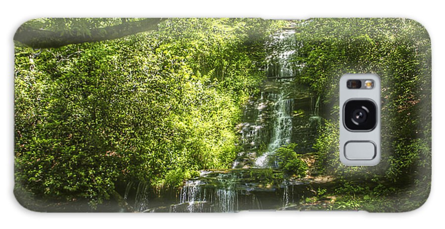 Tom Branch Falls Galaxy S8 Case featuring the photograph Tom Branch Falls by Valerie Mellema