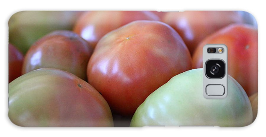 Fruit Galaxy S8 Case featuring the photograph Tomatoes by Nick LaRocque