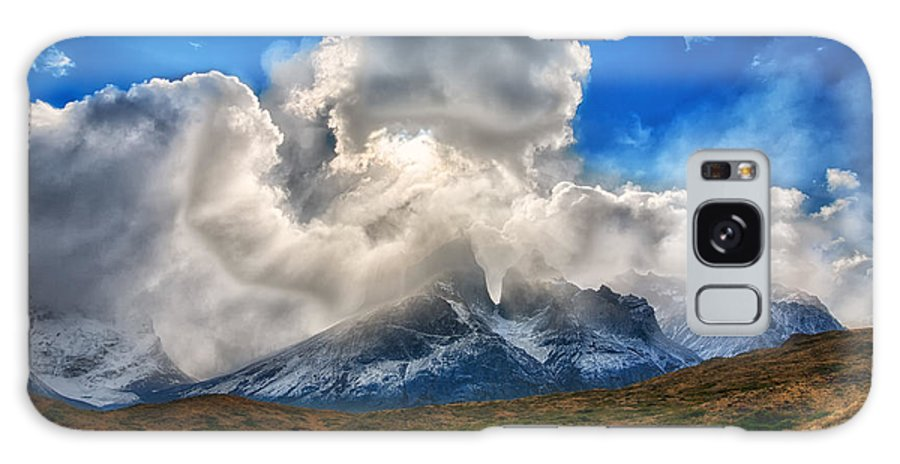Chile Galaxy S8 Case featuring the photograph Torres Del Paine 2 by Roman St
