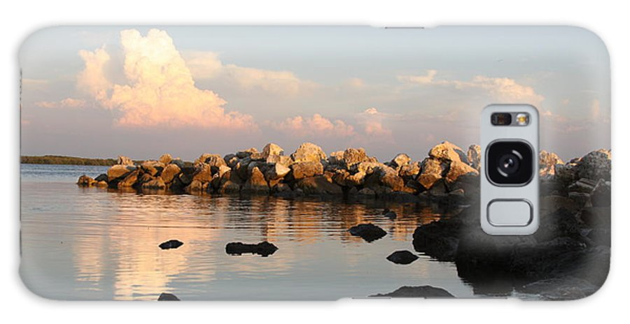 Inlet Galaxy S8 Case featuring the photograph Tranquil Inlet by Aileen Mayer