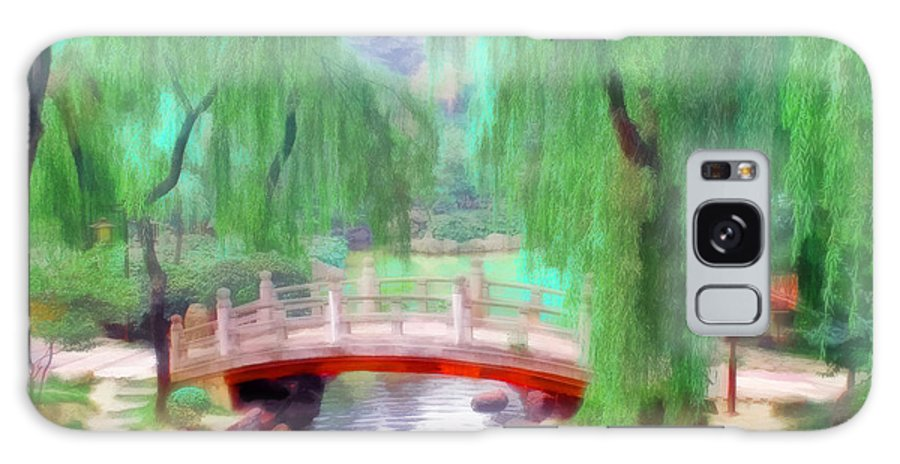 Bridges Galaxy S8 Case featuring the photograph Tranquility by Robert Roland
