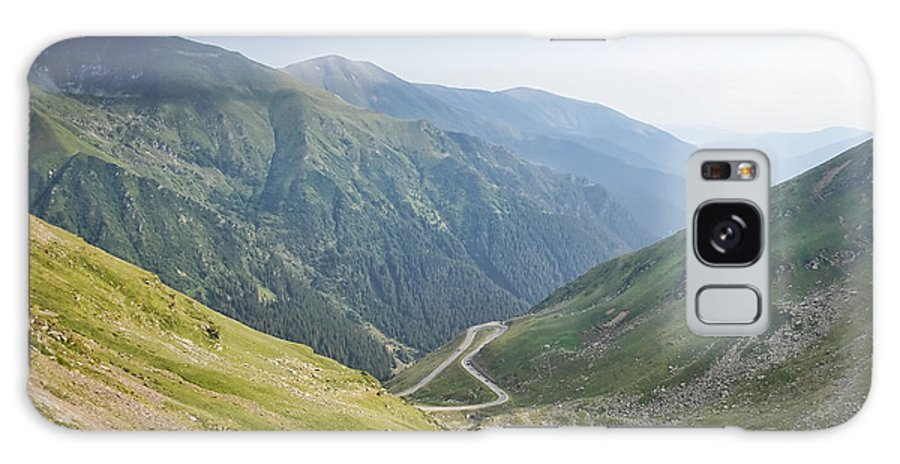 Carpathians Galaxy S8 Case featuring the photograph Transfagarasan by Gabriela Insuratelu
