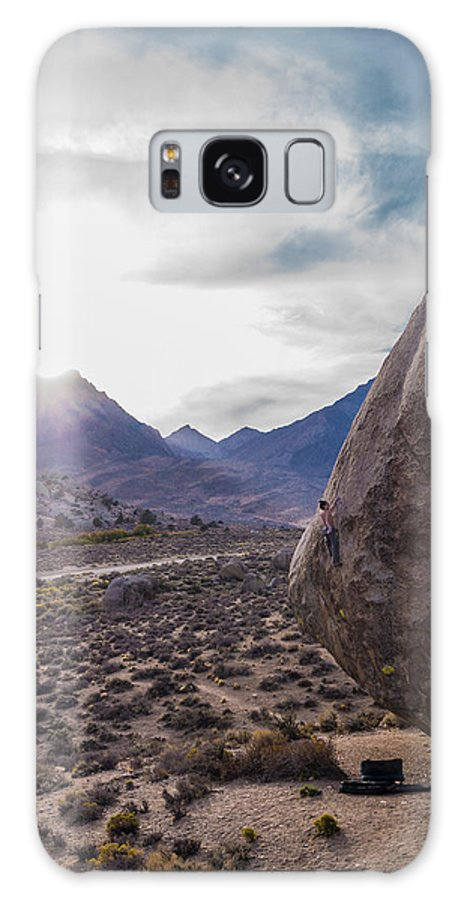 Climbing Galaxy S8 Case featuring the photograph Transporter Room by Jeffrey Fox
