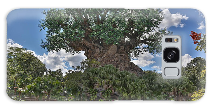 Hollywood Galaxy S8 Case featuring the photograph Tree Of Life by Jimmy McDonald