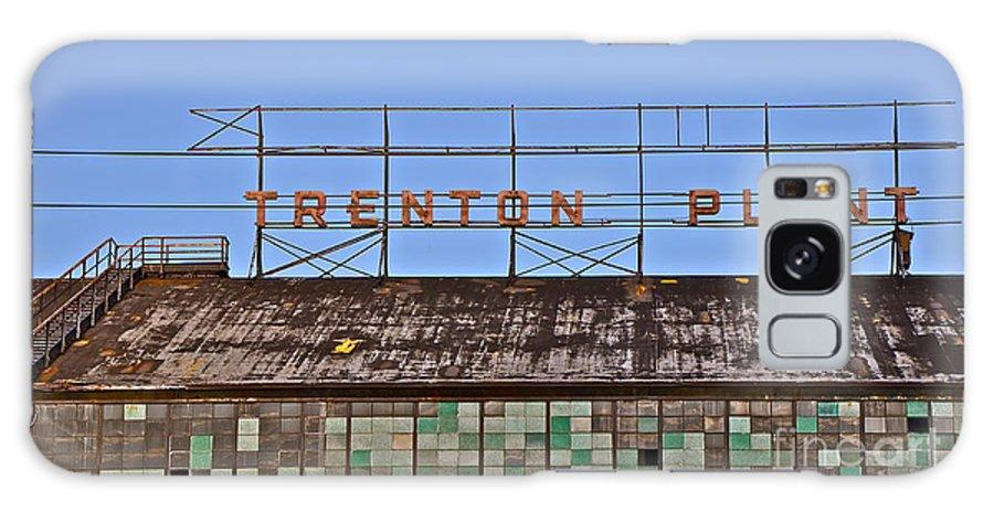 Trenton Galaxy S8 Case featuring the photograph Trenton Plant by Jason Layden