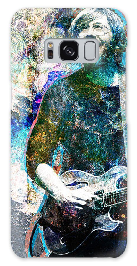 Rock N Roll Galaxy S8 Case featuring the painting Trey Anastasio - Phish Original Painting Print by Ryan Rock Artist