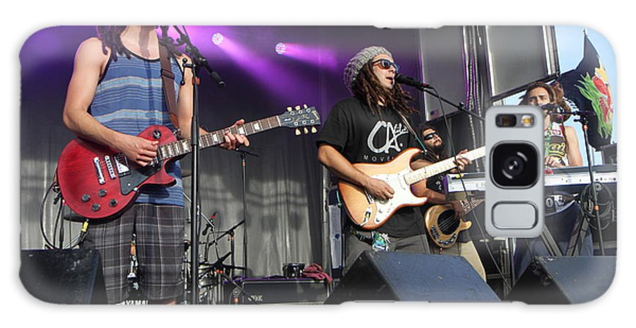 Band Galaxy S8 Case featuring the photograph Tribal Seeds by Concert Photos