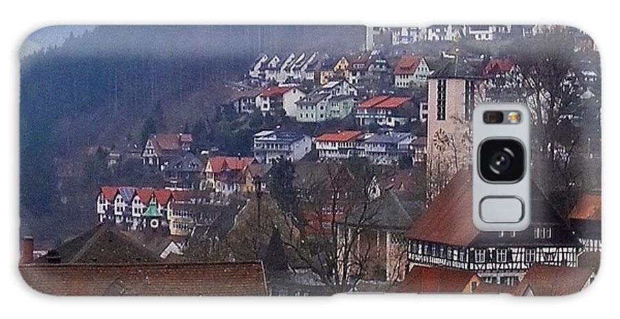 Triberg Galaxy S8 Case featuring the photograph Triberg Germany by Carol Lynn Pasewark