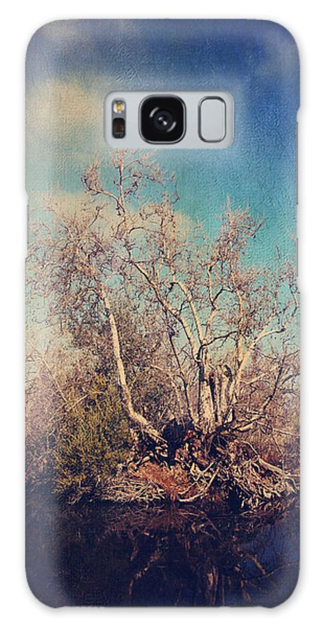 Sycamore Grove Park Galaxy S8 Case featuring the photograph Trying To Survive by Laurie Search