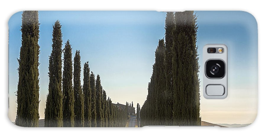 Galaxy S8 Case featuring the photograph Tuscany by Tomas Urban