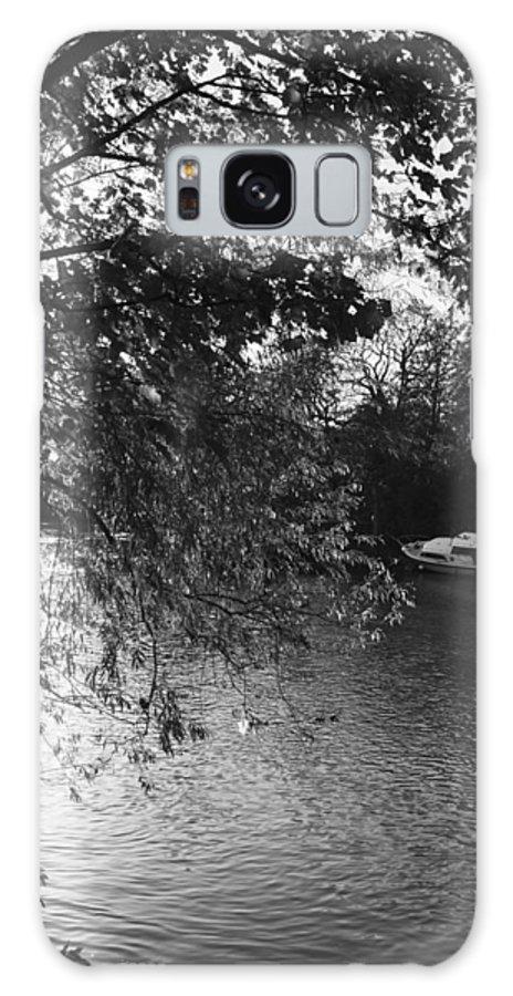 River Thames Galaxy S8 Case featuring the photograph Twickenham River Thames by Maj Seda