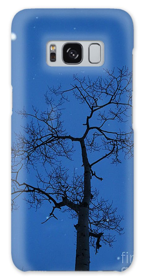 Twilight Galaxy S8 Case featuring the photograph Twilight Tracery by Brian Boyle