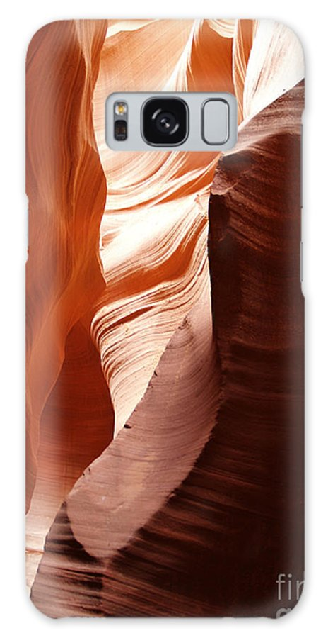 Slot Canyons Galaxy S8 Case featuring the digital art Twister by Angelika Drake