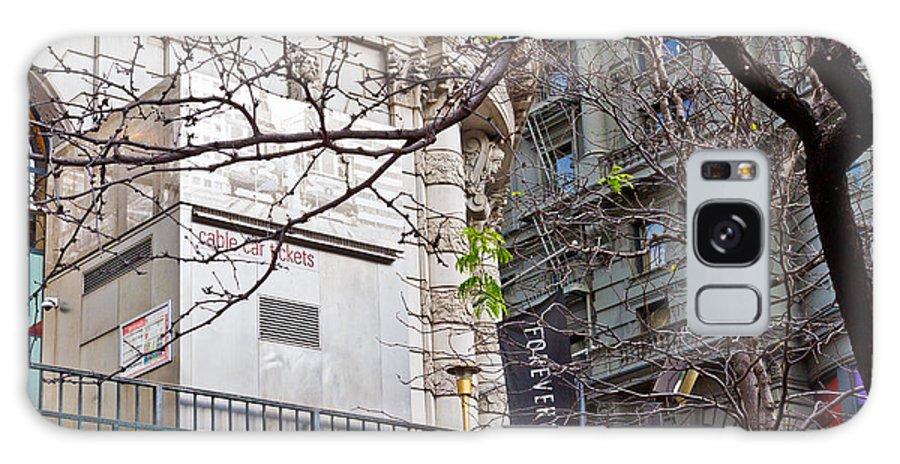 San Francisco Galaxy S8 Case featuring the photograph Urban View by Bernard Barcos