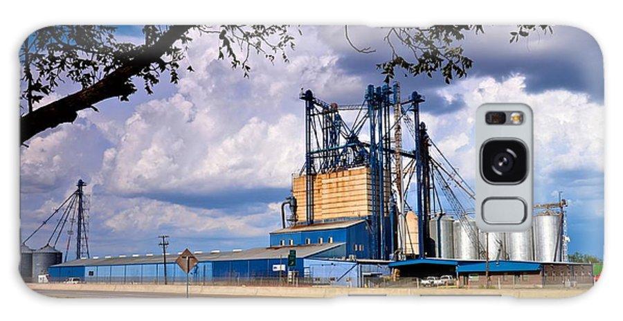 Galaxy S8 Case featuring the photograph Valley View Mill by Ricardo J Ruiz de Porras