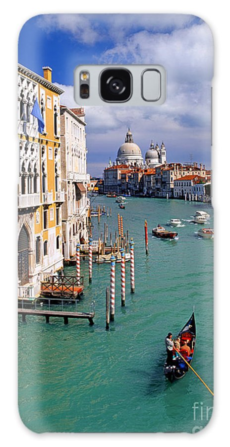 Venice Galaxy S8 Case featuring the photograph Venice 4 by Phil Robinson
