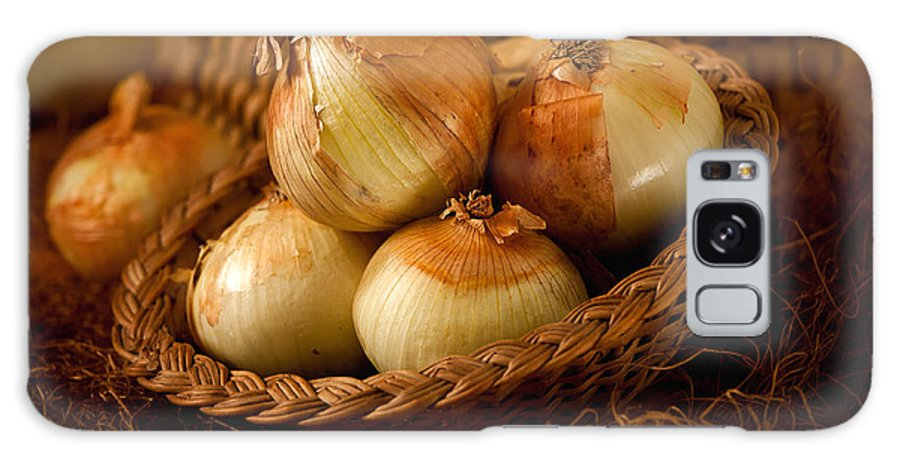 Galaxy S8 Case featuring the photograph Vidahlia Onions by Matthew Pace