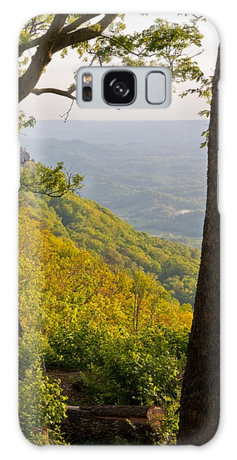 Chattanooga Galaxy S8 Case featuring the photograph View From Lookout Mountain by Melinda Fawver