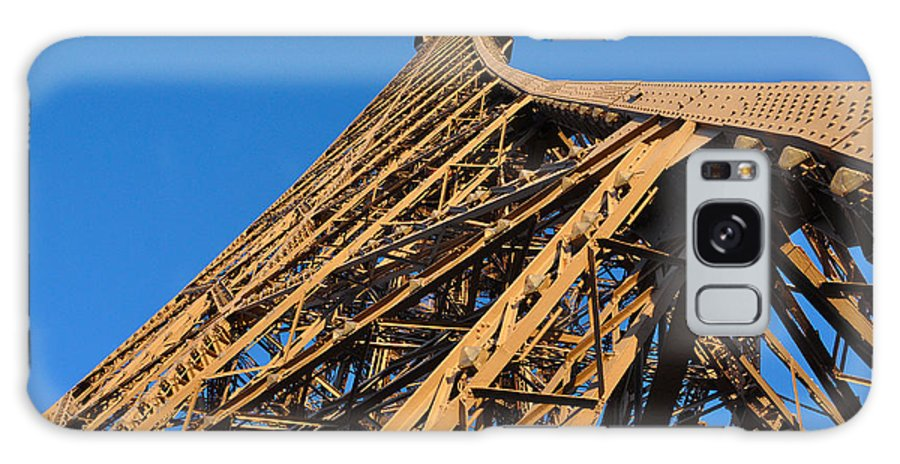 Views Of The Eiffel Tower Galaxy S8 Case featuring the photograph Views Of The Tower by Roland Dupree