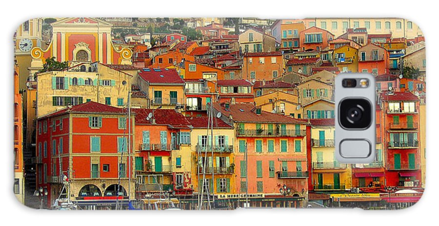 Villefranche Galaxy S8 Case featuring the photograph Villefranche by Jim Southwell