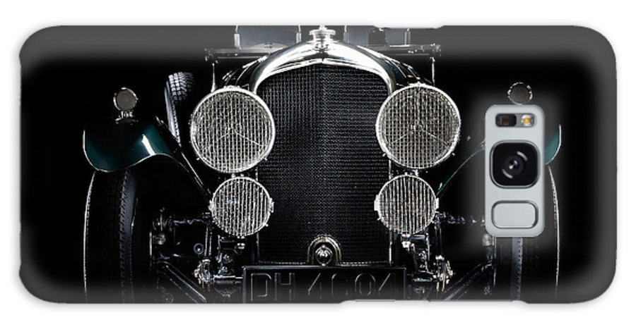 Bentley Galaxy S8 Case featuring the photograph Vintage Bentley 4.5 Liter by Frank Kletschkus