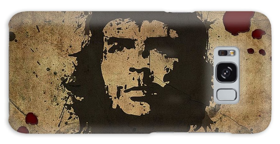 Vintage Galaxy Case featuring the photograph Vintage Che by Gianfranco Weiss