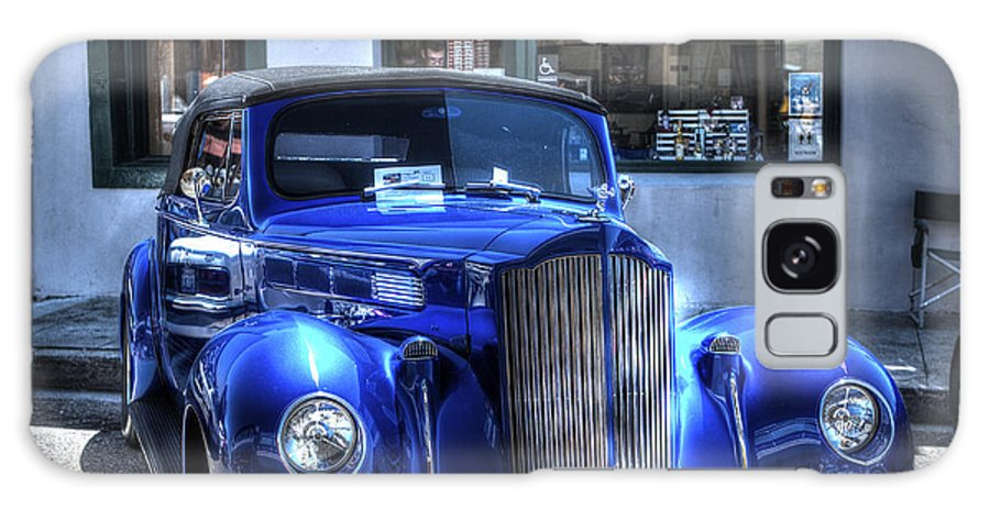 Mother Lode Car Show 2013 Galaxy S8 Case featuring the photograph Vintage Cruise Cars 3 by SC Heffner