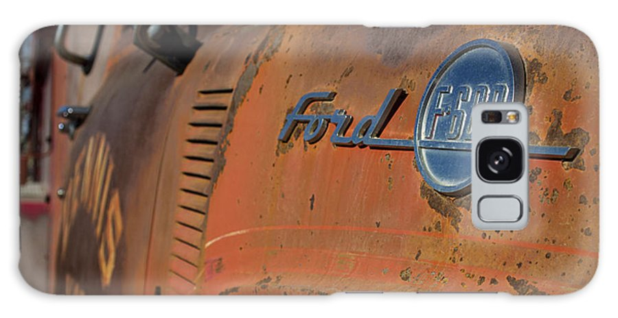 Ford Galaxy S8 Case featuring the photograph Vintage Ford by Jayme Spoolstra