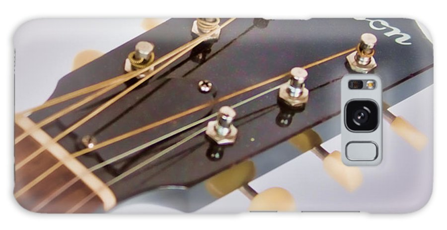 Vintage Gibson Guitar Headstock Galaxy S8 Case