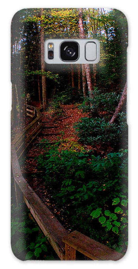 Blue Ridge Mountains Galaxy S8 Case featuring the photograph Virginia Morning by Jon Emery