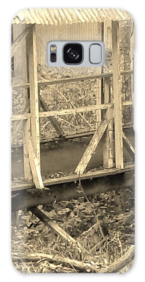 Walking Bridge Galaxy S8 Case featuring the photograph Walking Bridge by Marge Cari