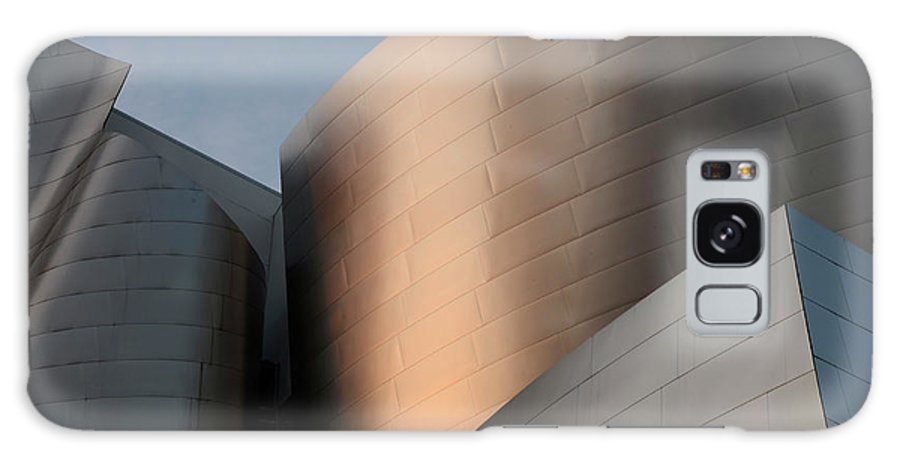 Disney Galaxy S8 Case featuring the photograph Walt Disney Concert Hall 15 by Bob Christopher