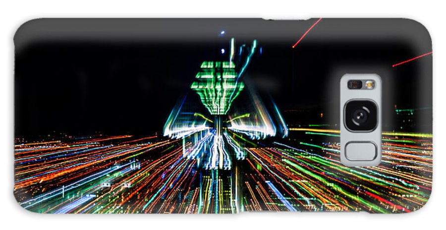 Montreal Galaxy S8 Case featuring the photograph Warp Speed by Michel Emery