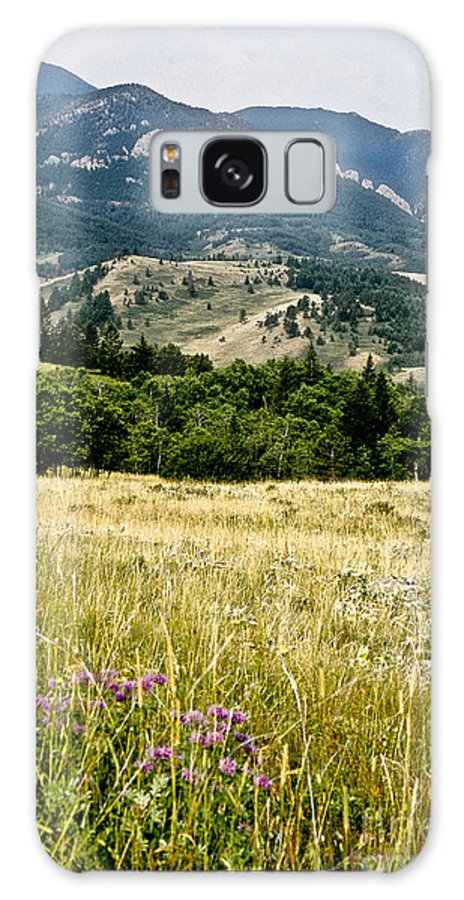 Wilderness Galaxy S8 Case featuring the photograph Washake Wilderness by Kathy McClure