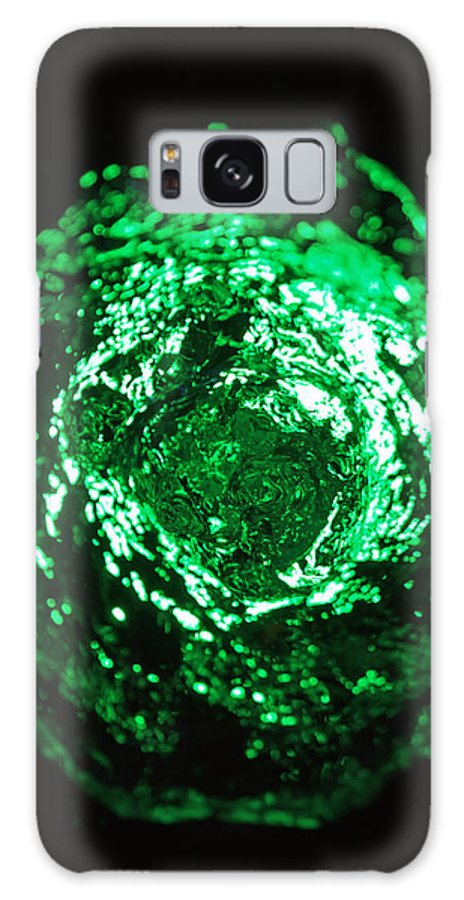 Water Galaxy S8 Case featuring the photograph Water And Light by Rachel Sanderoff