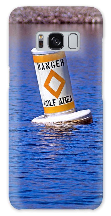 Golf Galaxy S8 Case featuring the photograph Water Hazard by Joe Geraci