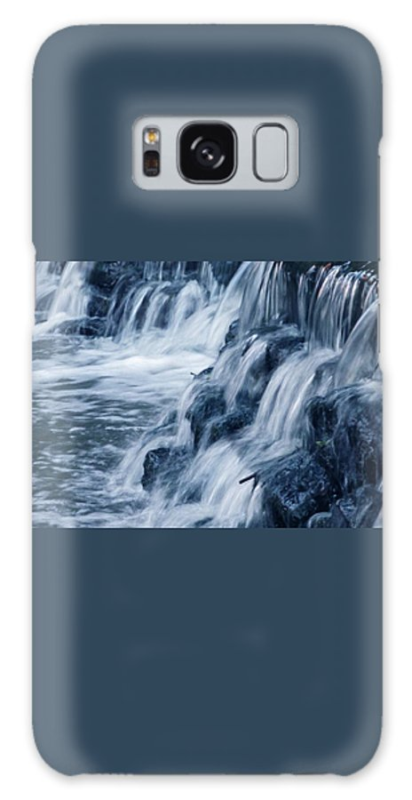 Waterfall Galaxy S8 Case featuring the photograph Waterfall by Jewell McChesney