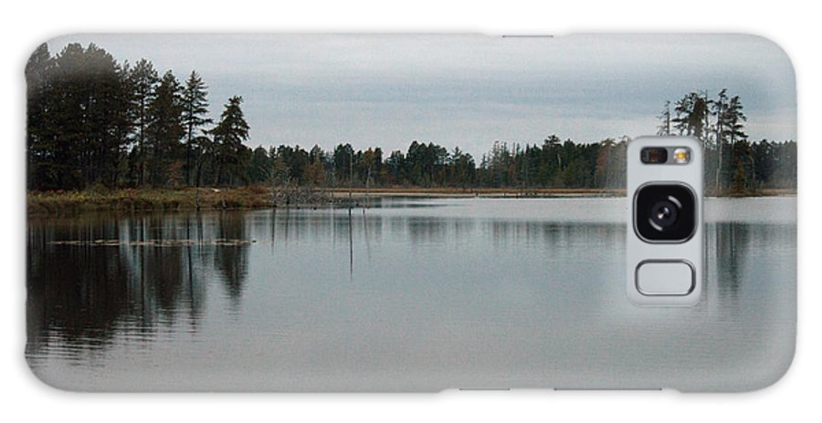 Nature Galaxy S8 Case featuring the photograph Water's Calm by Linda Kerkau