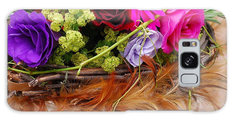 Vancouver Galaxy S8 Case featuring the photograph Wedding Bouquet by Doug Farmer