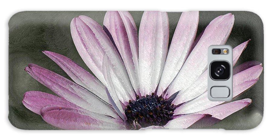 Flower Galaxy S8 Case featuring the digital art Welcome by Ernie Echols