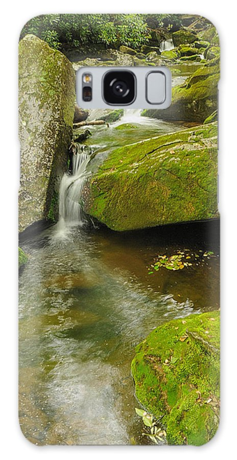 Landscape Galaxy S8 Case featuring the photograph When Peace Like A River by Jim Southwell