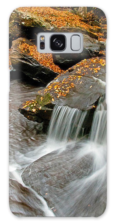 River Galaxy S8 Case featuring the photograph Where They Lay by Jim Southwell